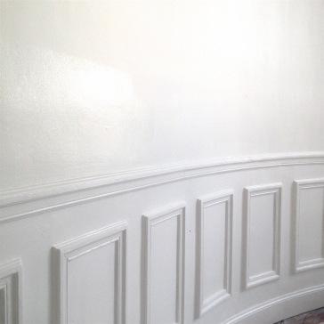 Rénovation d\'un couloir d\'appartement – LES ARTISANS MANCONI
